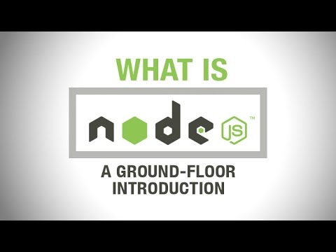 What Is Node.js Exactly? - A Beginners Introduction To Nodejs