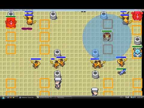 Pokemon tower defense challenge 3 mt moon