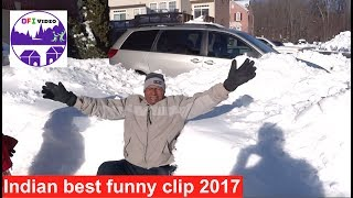 Laughter is the best medicine because it can help reduce stress. This is Indian Funny clips Videos Compilation of 2017 and  funny comedy marriage videos and funny prank video  that ever you have seen. You cant stop after watching this  top Indian comedy videos. #1 funny fails video, where you see man falling over snow. that make you lough. #2-village msati time funny clif video. where you see best prank with group of friends.#3 funny dog video, a kids try ti sit on the dog. This also dehati funny video.#4 this is funny and best prank video in India.#5 Oh no!! please see this video. this is surprising that stick hit the drum by it self. This happened when background music volume is so high that why stick is moving with rhythm of  music. That make us smile.#6 this another group of village boys acting like playing music with funny instrument. this on of the best indian funny video.#7 Grand father dance video i.e. dada ji funny dance video at indian marriage that makes most hilarious Indian wedding videos. I am sure you can't stop laughing after watching this video. this one of the best old man dance video that you ever seen at shaadi samaroh. #7 if your interested in dehati HINDI sayari please watch last part of the clip. You will see that boy are making funny act for funny hindi shayari. I would like thank to following music list that I have used in this video. Thanks to YouTube that provided free music.1-Down for whatever, 2-Hall of mirrors, 3-Rank and file, 4-Small dog wimper series, 5-walk through townPlease SUBSCRIBE our channel for more FUNNY video!!!