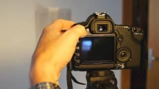 Canon 5D Mk II Micro-focus Calibration