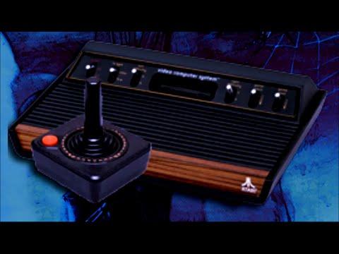 Хоррор-игры на Atari 2600