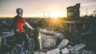 Shooting A Lost City - Epecuén – Danny MacAskill