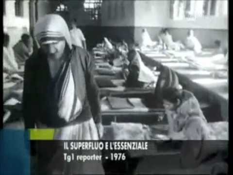 video collage sulla vita di madre teresa di calcutta - 1a parte