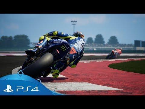 Vídeos de 'Todas las novedades del videojuego MotoGP18'