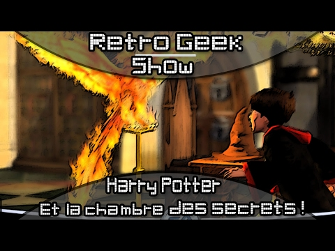 harry potter et la chambre des secrets gamecube walkthrough