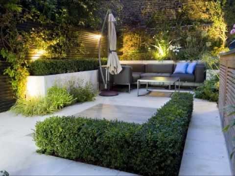 Jardines modernos videos videos relacionados con - Jardines de diseno moderno ...