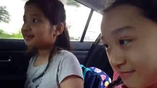 V Vlogs - Vennie's first time to SINGAPORE!