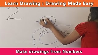 Video How to draw using Numbers | Learn Drawing For Kids | Learn Drawing Step By Step For Children MP3, 3GP, MP4, WEBM, AVI, FLV Juni 2017