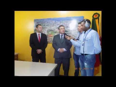 Discurso do Prefeito Guga na Solenidade de Posse da Gestão 2017-2020