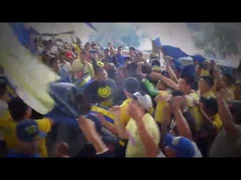 Quiero la copa, la hinchada está loca... [América 3-1 Veracruz, Jornada 6, Apertura 2015] - Ritual Del Kaoz - América