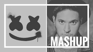 Marshmello & Anne-Marie - FRIENDS (Mashup ft. Jonas Blue) - Mama Friends