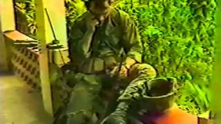 Raw footage of Operation Urgent Fury part 2. The US invasion of Grenada