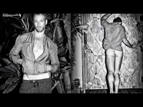 DORIAN Magazine Winter Issue - Behind-the-scenes With Cover Model Levi Poulter (видео)