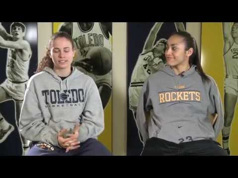 Naama - Get into the Rocket Spotlight with Senior Guard and Israel native, Naama Shafir and Sophomore Guard/Forward and Spain native, Inma Zanoguera. Hear what they ...