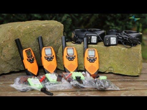 DeTeWe Outdoor 8000 PMR Funkgerät