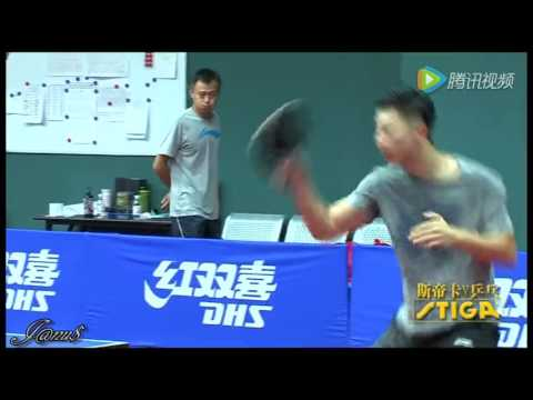 2016 Training For Rio Olympics ► MA Long  马龙