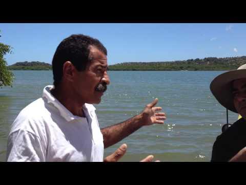 Litoral de Pernambuco: navegando de Maria Farinha à Coroa do Avião.