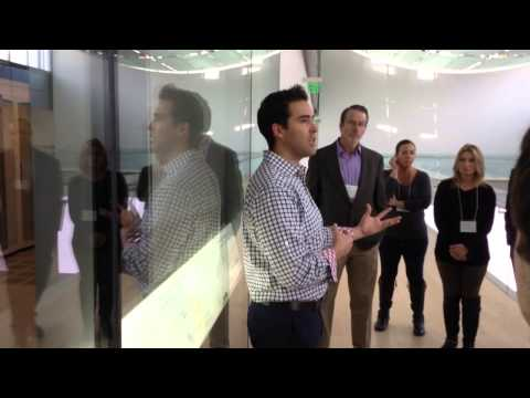 Nu Skin Innovation Center Tour (видео)