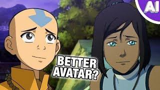 Video Aang vs Korra: Who Is the Better Avatar? (Animation Investigation) MP3, 3GP, MP4, WEBM, AVI, FLV Januari 2019