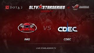 IMG.cn vs CDEC, game 1