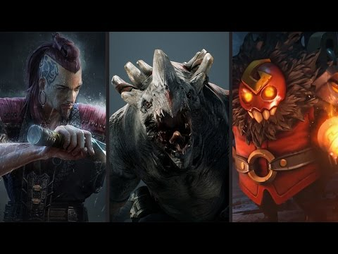 Top Ten Upcoming MOBA 2016 - 2017