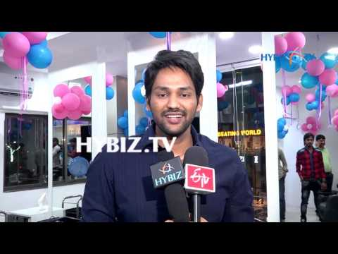 Dileep actor Launched Blush Luxury Salon & Spa