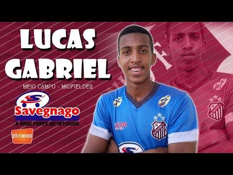 LUCAS GABRIEL / MEIO CAMPO / Lucas Gabriel de Oliveira