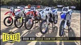 3. 2019 450 Off-Road Race Bike Shootout - Vital MX