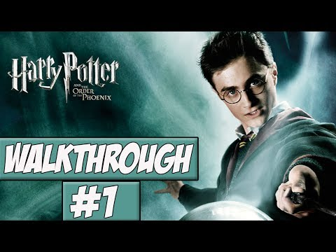 Video Harry Potter And The Order Of The Phoenix - Walkthrough Ep.1 w/Angel - 5th Year At Hogwarts! download in MP3, 3GP, MP4, WEBM, AVI, FLV January 2017