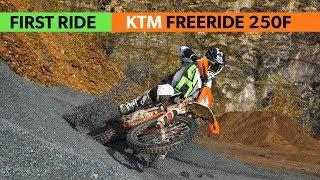 5. Test: KTM Freeride 250F 2018