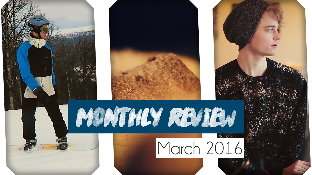 March 2016 | Winter sports & Wok pans