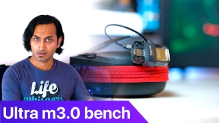 In this video, we compare, bench and test three USB drives:- Sandisk Ultra m3.0 128GB (USB 3.0): https://objrevs.com/2kVBQbI- Sandisk Cruzer Switch 16GB (USB 2.0): https://objrevs.com/2lkSPVZ- HyperX 1TB (Provided by Arun of Trakin: https://www.youtube.com/user/trakinvideosand find out which is the best bang for our buck.Music: Waves by Joakim Karud.Don't forget to follow me on:Twitter: https://twitter.com/dezinezyncInstagram: https://instagr.am/dezinezyncFacebook: https://facebook.com/objrevs