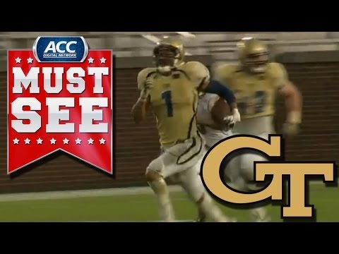Isaiah Johnson Scoop & Score vs Spring Game 2013 video.