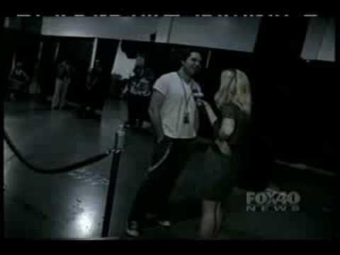 American Idol 2008 Tour - News interview - AI season 7