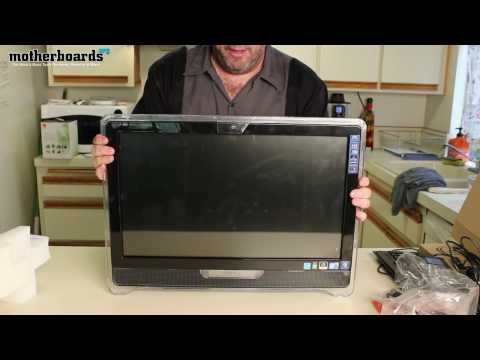 MSi Wind Top AE2220 All In One Touch Screen PC Unboxing
