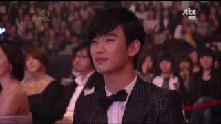 Video [Awards] 48th Baeksang Art Awards | Kim Soo Hyun cut MP3, 3GP, MP4, WEBM, AVI, FLV Maret 2018