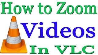 In this video you will learn easy steps to zoom a video