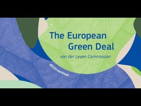 Κάρτα Μέλους :  Στο επίκεντρο η Ευρωπαϊκή Πράσινη Συμφωνία   (01/02/2020)