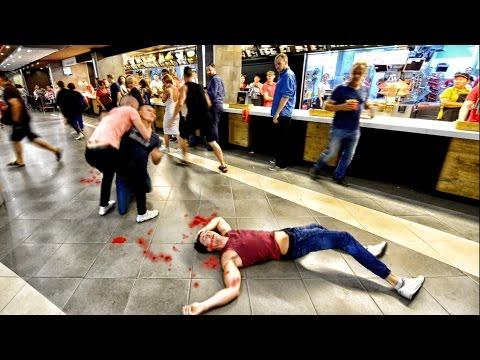 Zombie Apocalypse In Moscow !!