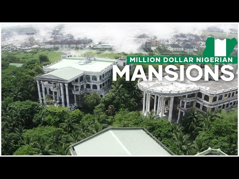 Nigerians own the most expensive mansions in Africa