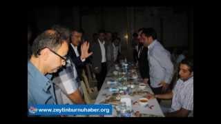 Zeytinburnu Belediyesinin Sokakİftarı Seyitnizam Mahallesindeydi 2013