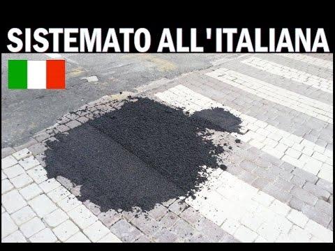 """lambrenedetto fuori di sé: """"guardate che lavoro schifoso! all'italiana!"""""""