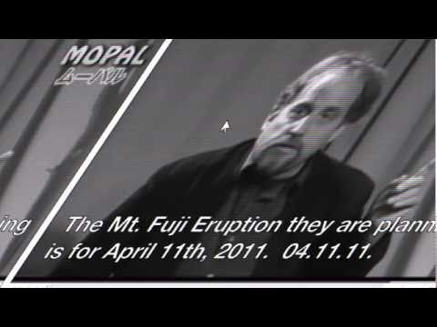 TruthResearchChannel - A quick reminder of the prediction from Benjamin Fulford regarding the possible eruption of Mount Fuji in Japan on 11th April 2011. Benjamin has a history wi...