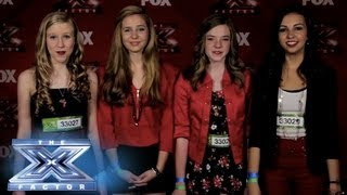 Yes, We Made It! True - THE X FACTOR USA 2013