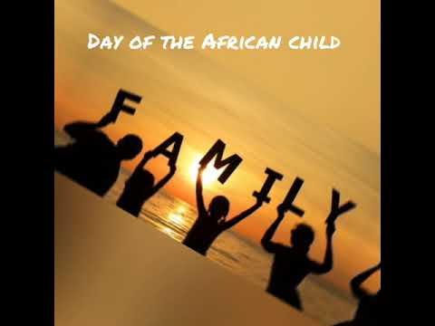 Day of the African Child - Tag des afrikanischen Kindes