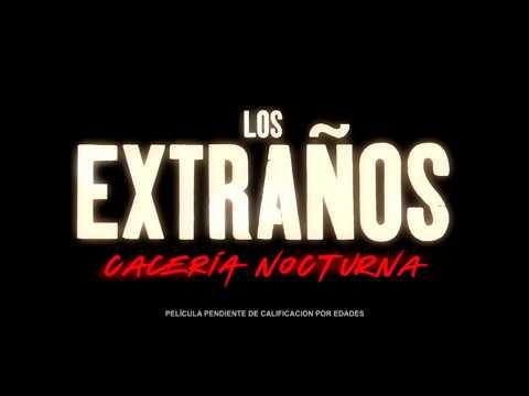 """Los Extraños. Cacería Nocturna - Spot Kindness 30""""?>"""