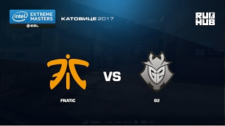 Fnatic vs. G2 - IEM Katowice EU - map1 - de_train [CrystalMay]