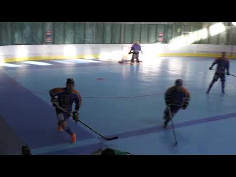 FUNKY MONKEYS Liptovský Mikuláš (6.) - Blackhawks (4.) 6:3, 2. semifinále