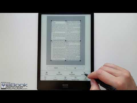 Onyx Note Pro PDF Review