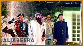 🇸🇦 🇵🇰 Did Saudi crown prince deserve Pakistan's highest civilian honour?   Al Jazeera English